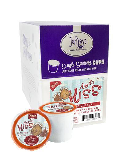 Angel's Kiss Single Serve Cups